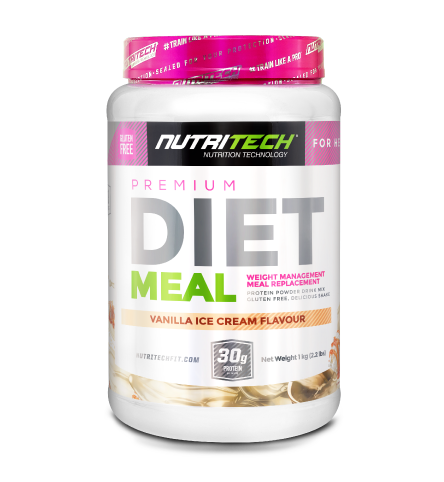 Nutritech Premium Diet Meal for Her Vanilla Ice Cream