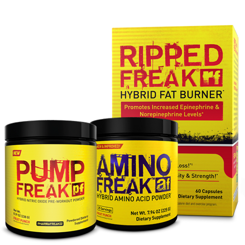 PharmaFreak PERFORMANCE STACK