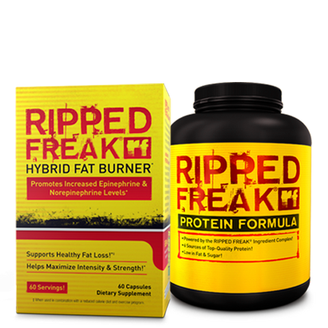 PharmaFreak RIPPED FREAK® FAT-LOSS STACK