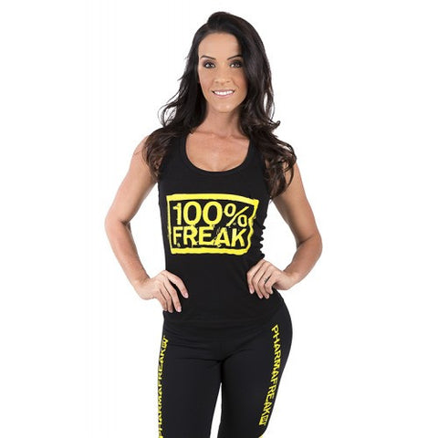 PharmaFreak 100% FREAK Ladies Vest