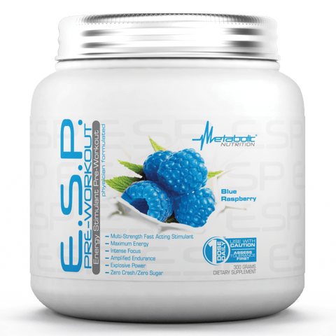 Metabolic Nutrition E.S.P Blue Raspberry