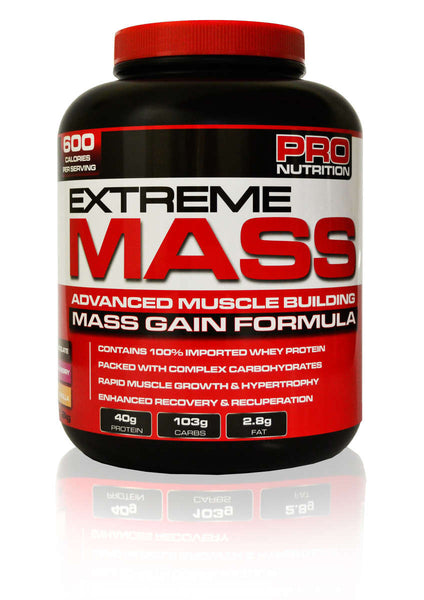 Pro Nutrition Extreme Mass