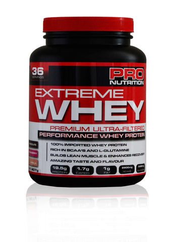 Pro Nutrition Extreme Whey