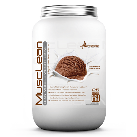 Metabolic Nutrition Musclean Chocolate Milkshake