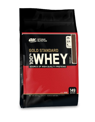 Optimum Nutrition Gold Standard 100% Whey - 4.545kg