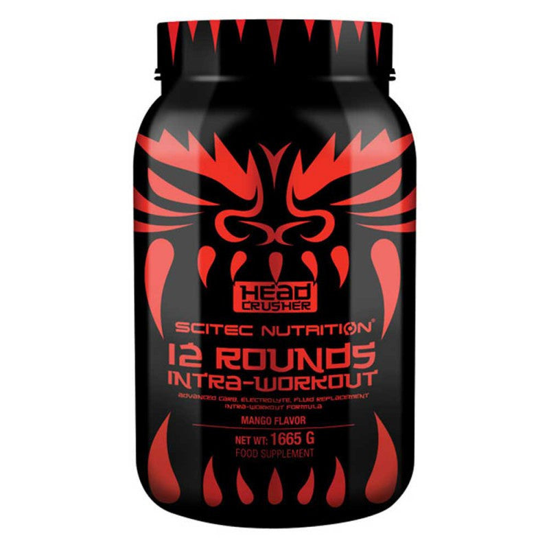 Scitec Head Crusher 12 Rounds