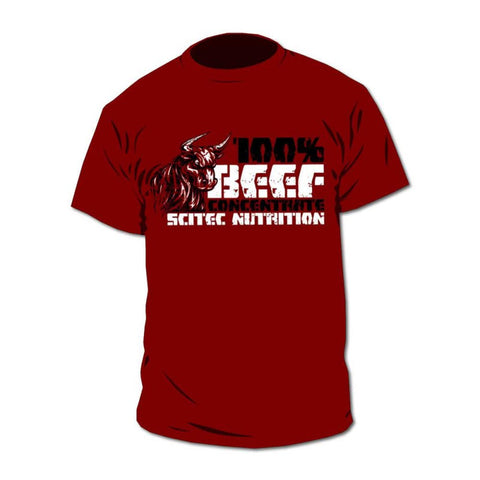 Scitec 100% Beef Concentrate T-Shirt