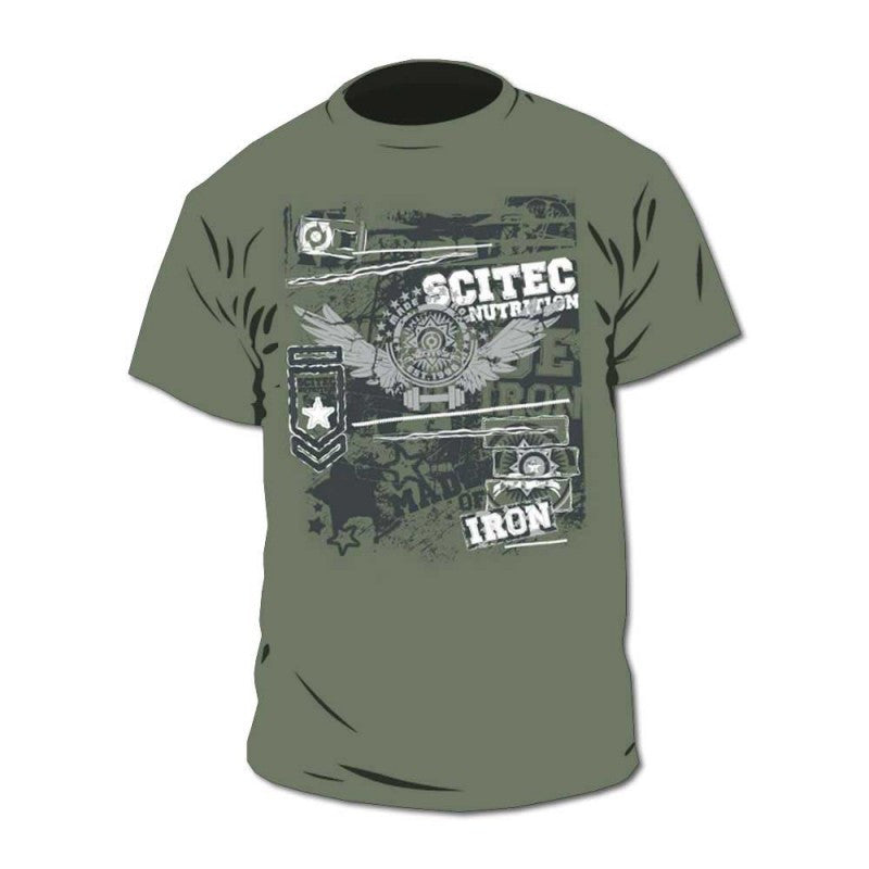 Scitec Made of Iron T-Shirt