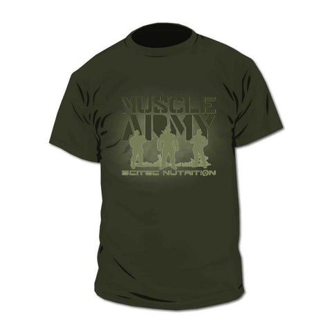 Scitec Muscle Army Soldier T-Shirt