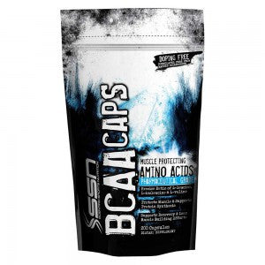 SSN BCAA 200 Capsules