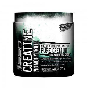 SSN Creatine Monohydrate Powder