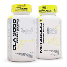 TNT CLA 3000/Metabolic Dual Pack