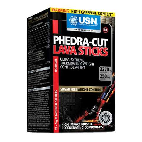 USN Phedra-Cut Lava Sticks
