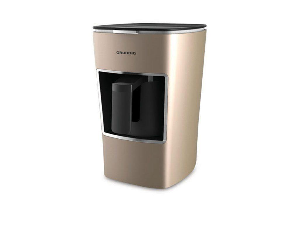 Grundig Automatic Turkish Coffee Machine TCM 7610 C Cream Gold by Arcelik - Grundig - Pazarska