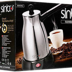 Sinbo SCM-2922 Turkish Coffee Maker - Sinbo - Pazarska