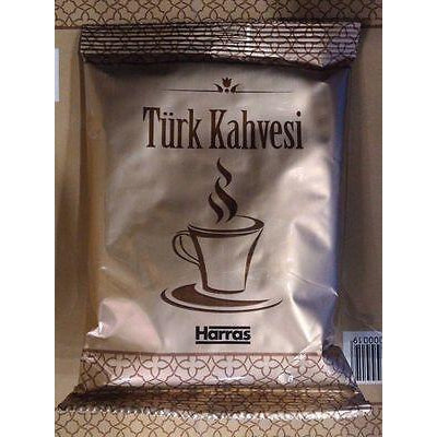 Harras Ground Turkish Coffee (Greek Coffee) - 100g - Harras - Pazarska
