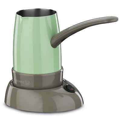 Korkmaz A365-16 Smart Turkish Coffee Maker - Turquoise - Korkmaz - Pazarska