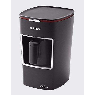 Arcelik Telve Automatic Turkish Coffee Machine K3300 - Black - Arcelik - Pazarska