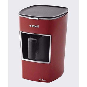 Arcelik Telve Automatic Turkish Coffee Machine K3300 - Red - Arcelik - Pazarska