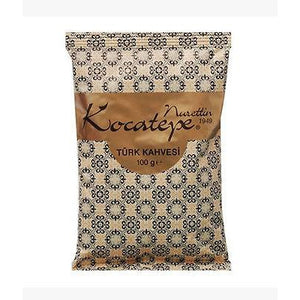 Nurettin Kocatepe Turkish Coffee - 100g 250g 500g Options - Nurettin Kocatepe - Pazarska