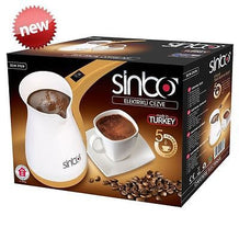 Sinbo SCM-2928 Turkish Coffee Maker - Sinbo - Pazarska
