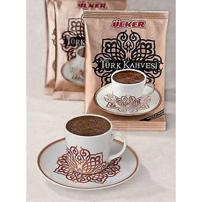 Ulker Turkish Coffee - 100g - Ulker - Pazarska
