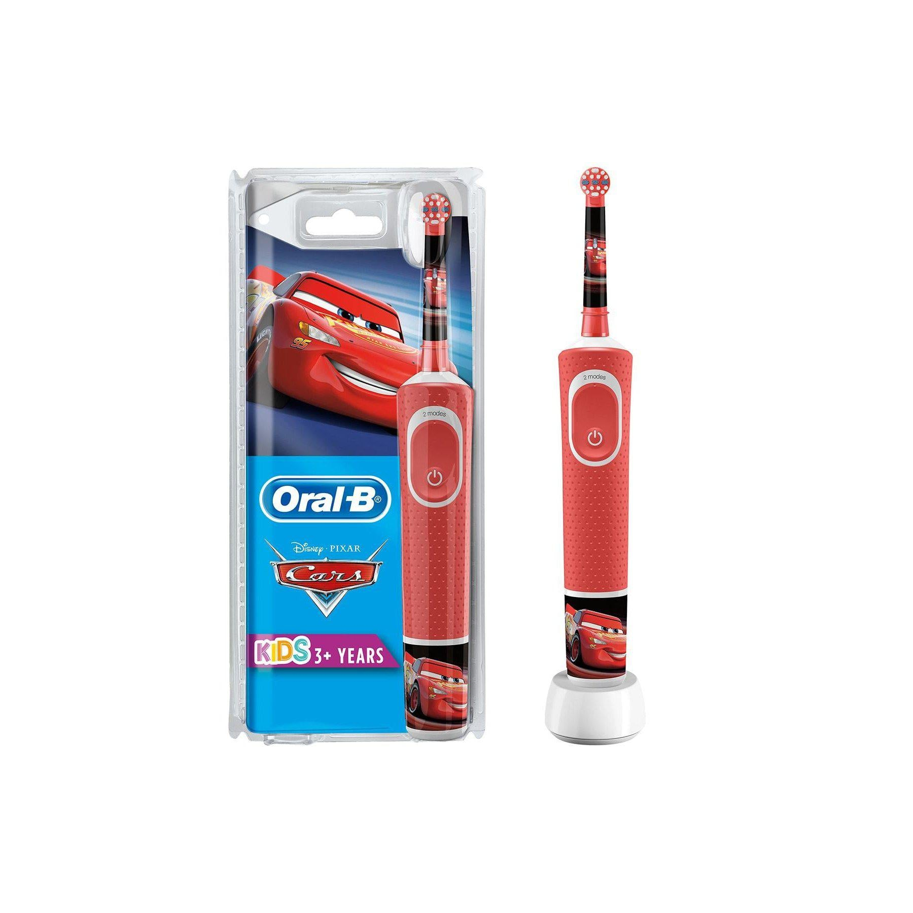 Oral-B Stages Cars Kids Electric Rechargeable Toothbrush - Oral-B - Pazarska