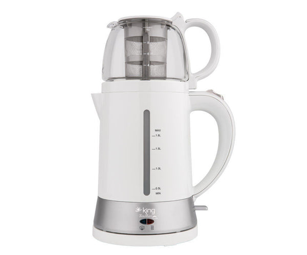 King Teamax Electric Tea Maker - King - Pazarska