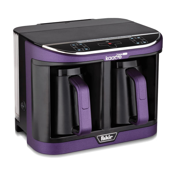 Fakir Kaave Dual Pro Automatic Turkish Coffee Machine Kaffeekocher - Violet - Fakir - Pazarska