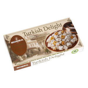 Koska Turkish Delight with Hazelnut 500g - Koska - Pazarska