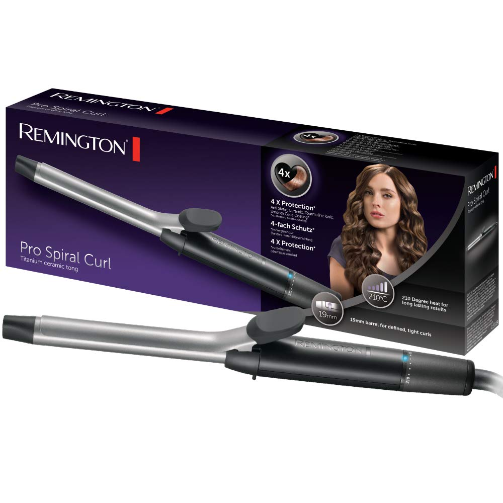 Remington CI5519 Curling Iron - Remington - Pazarska