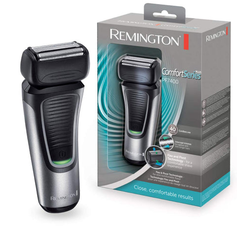 Remington PF7400 Comfort Series Electric Shaver - Remington - Pazarska
