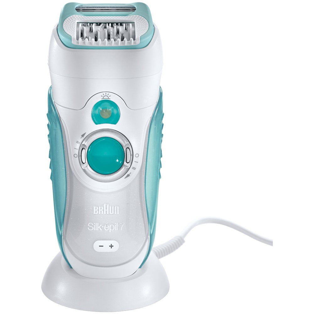 Braun Silk Epil 7 7891 Wet and Dry Epilator - Braun - Pazarska