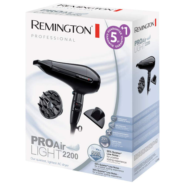 Remington AC6120 Pro-Air Light Hair Dryer - Remington - Pazarska