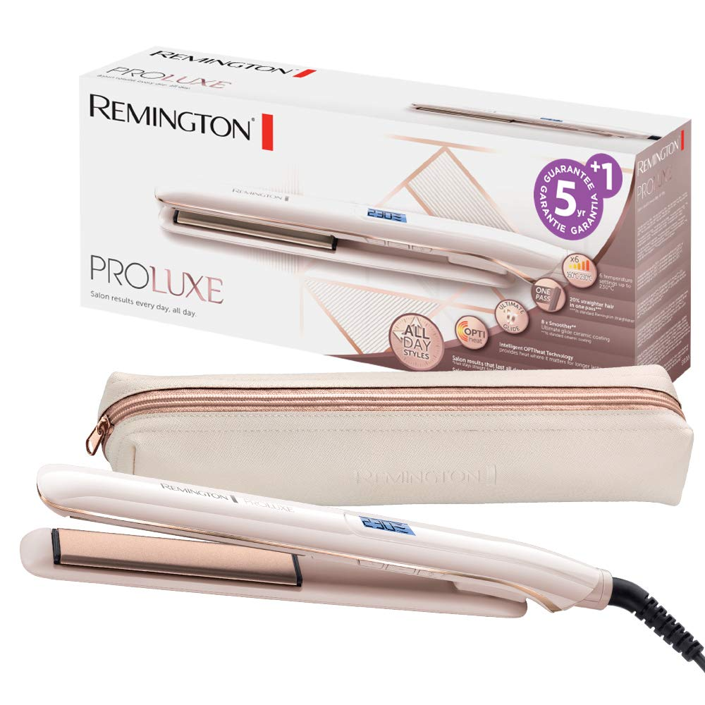 Remington S9100 PROluxe Hair Straightener - Remington - Pazarska