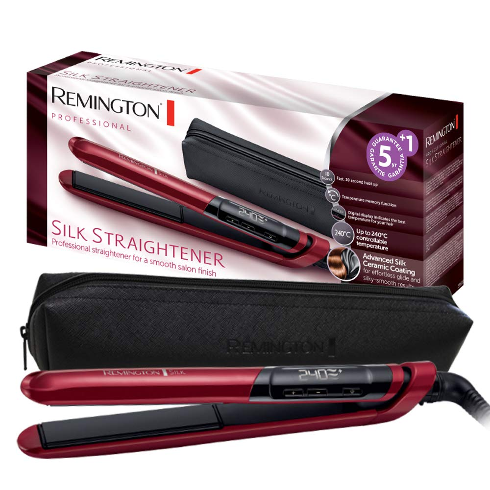 Remington S9600 Silk Hair Straightener - Remington - Pazarska