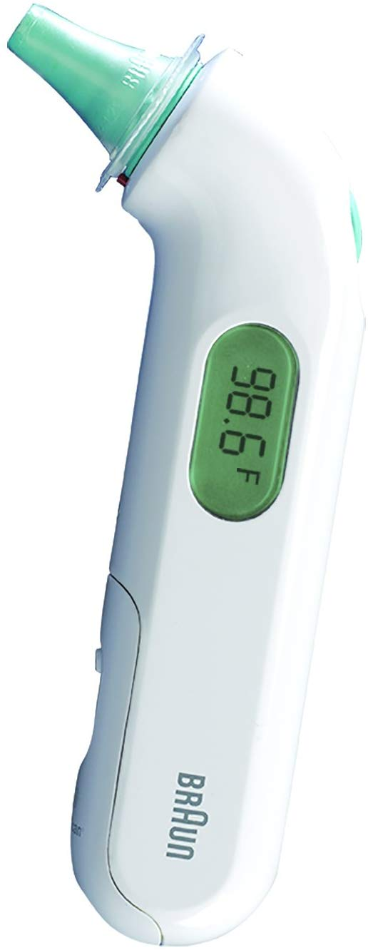Braun ThermoScan 3 IRT3030 Ear Thermometer - Braun - Pazarska