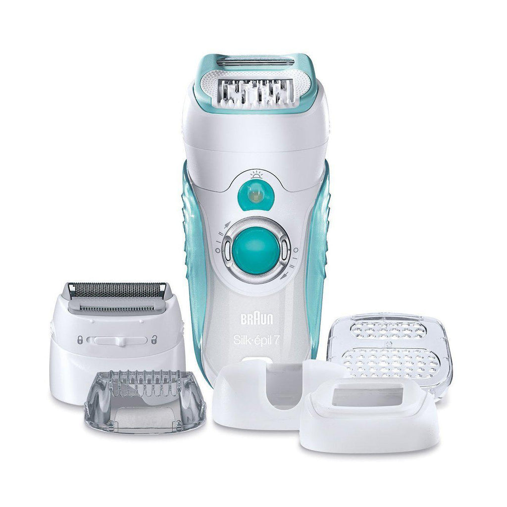 Braun Silk Epil 7-751 Wet and Dry Dual Epilator - Braun - Pazarska
