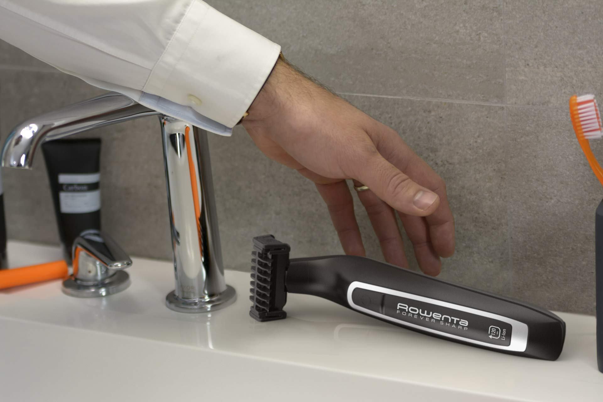 Rowenta Forever Sharp TN6000 Wet and Dry Electric Shaver - Rowenta - Pazarska