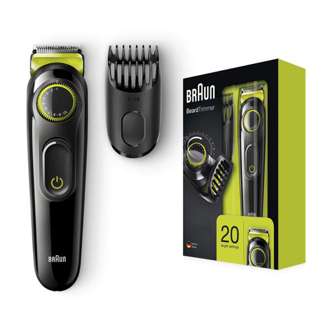 Braun BT3021 Hair Clipper - Braun - Pazarska
