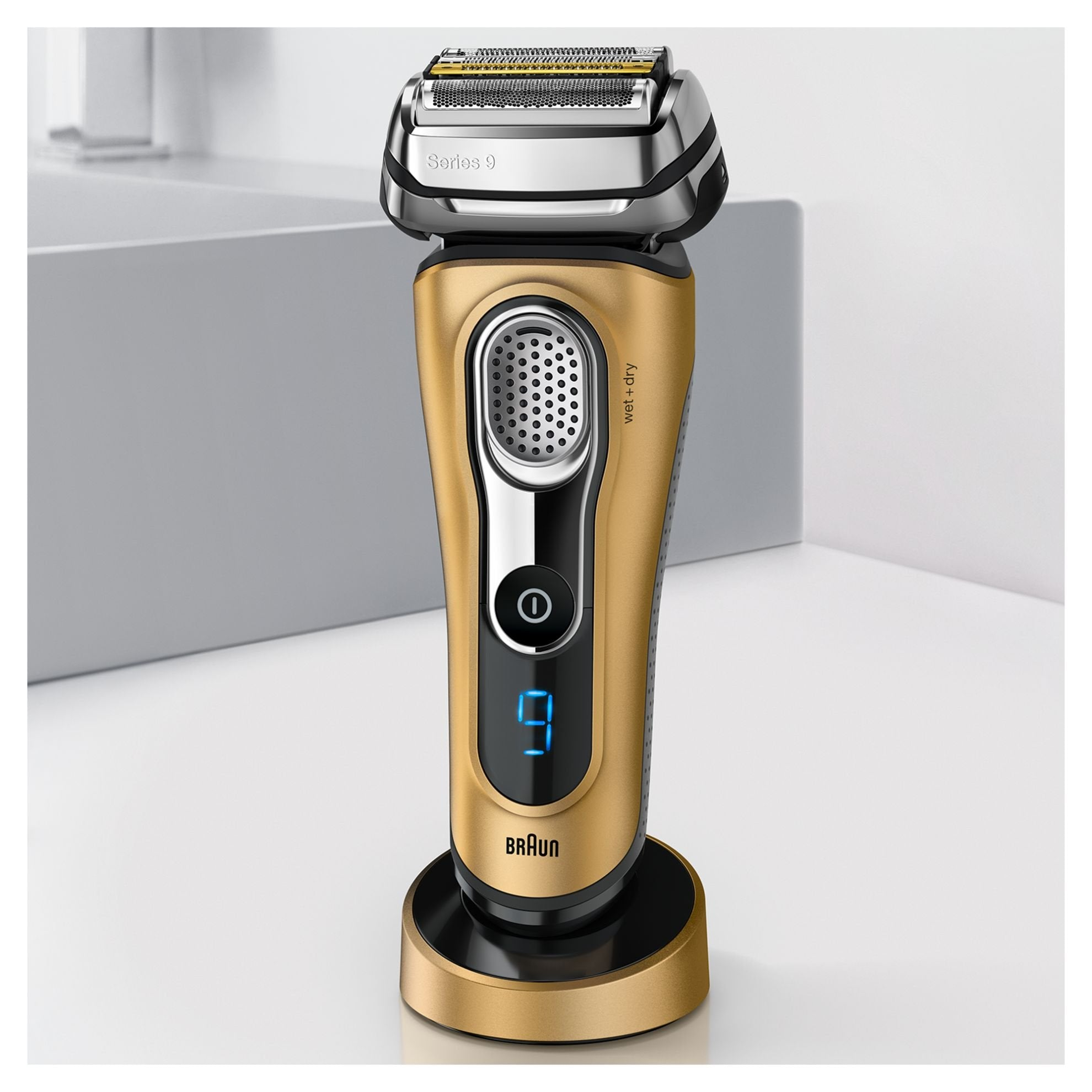 Braun 9 9299PS Wet and Dry Electric Shaver - Braun - Pazarska