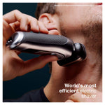 Braun 9 9330S Wet and Dry Electric Shaver - Braun - Pazarska