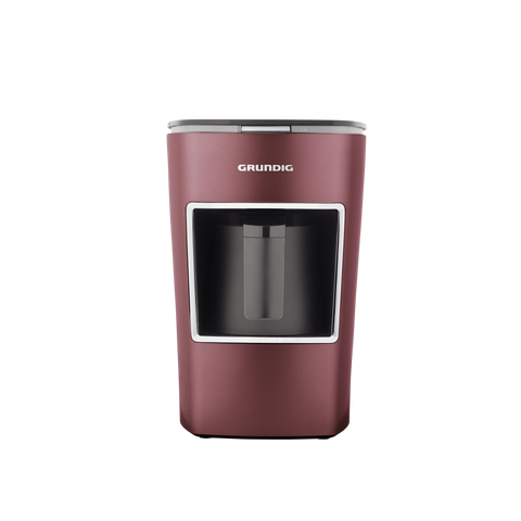 Grundig Automatic Turkish Coffee Machine TCM 7610 R Claret Red by Arcelik - Grundig - Pazarska