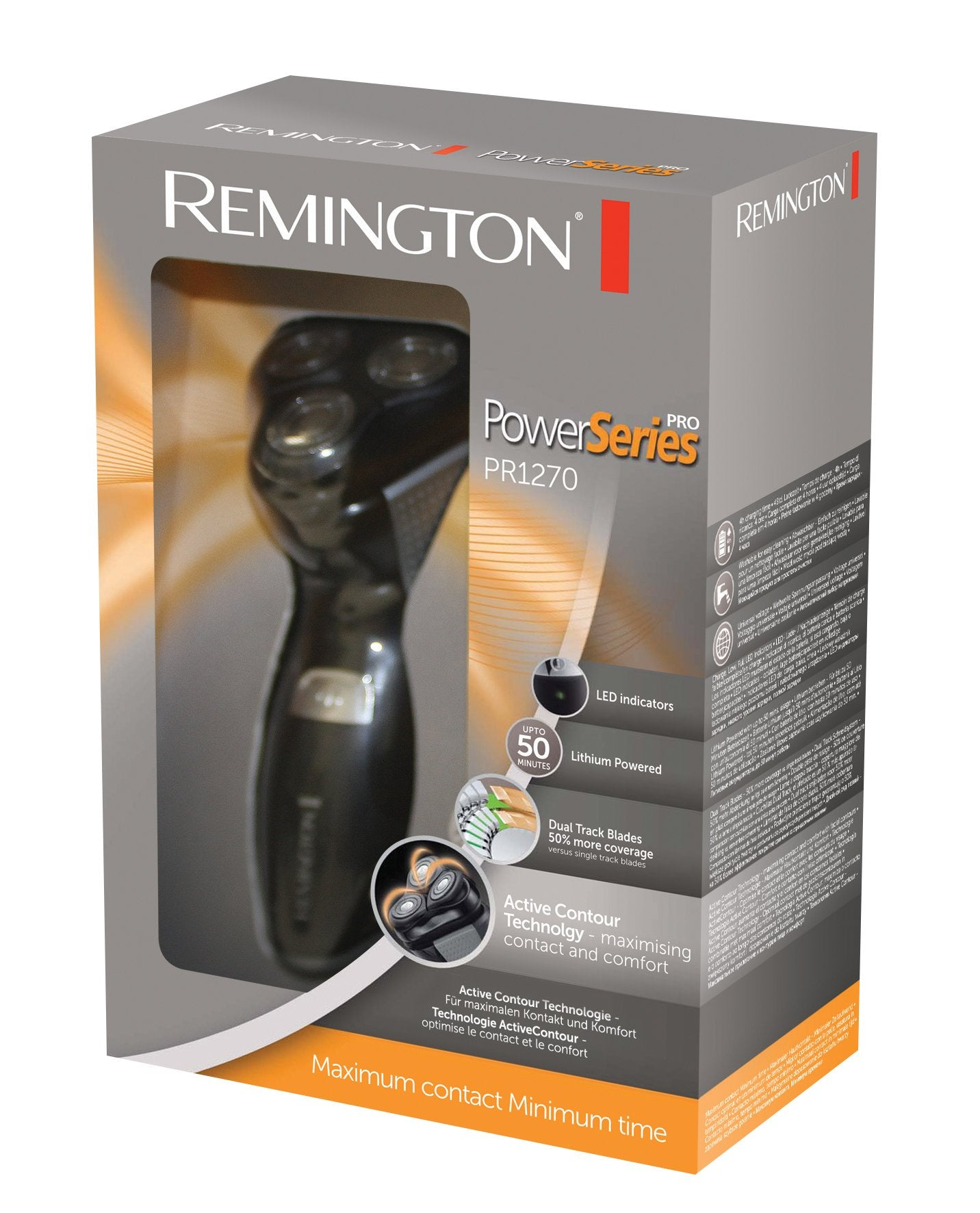 Remington PR1270 Power Series Electric Shaver - Remington - Pazarska