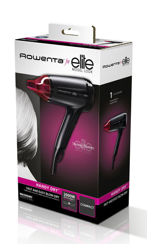 Rowenta CV1612 Handy Dry Hair Dryer - Rowenta - Pazarska