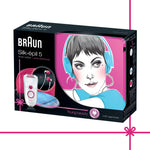 Braun Silk Epil 5 5187 Music Edition Electric Epilator - Braun - Pazarska