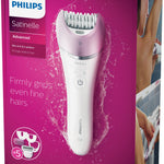 Philips BRE635/00 Satinelle Advanced Cordless Wet and Dry Epilator - Philips - Pazarska