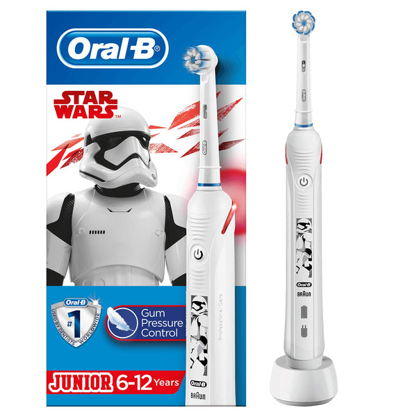 Oral-B Junior Star Wars Electric Rechargeable Toothbrush - Oral-B - Pazarska