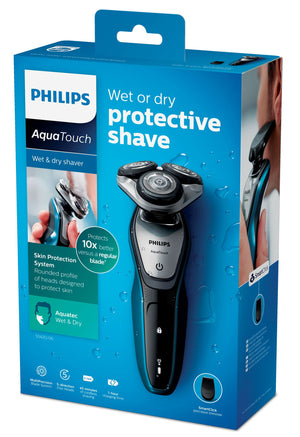 Philips AquaTouch S5420/06 Wet and Dry Electric Shaver - Philips - Pazarska