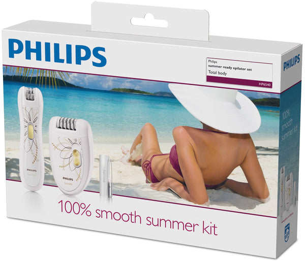 Philips HP 6540/00 Cordless Epilator - Philips - Pazarska